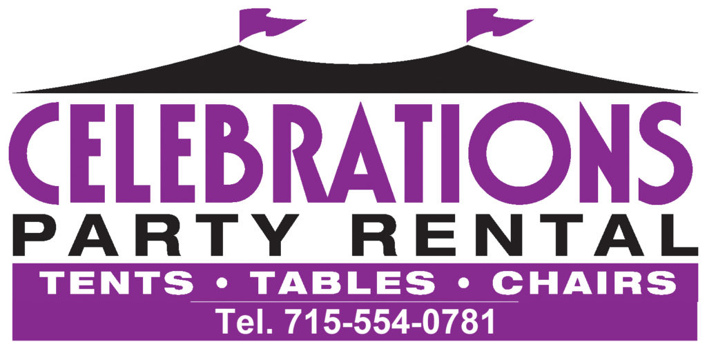 celebrations party rental serving the western wisconsin area